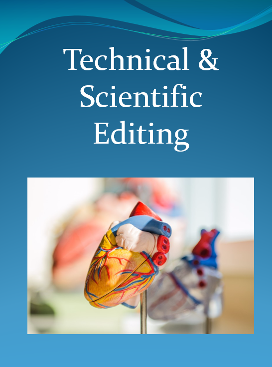 Technical and Scientific Editing